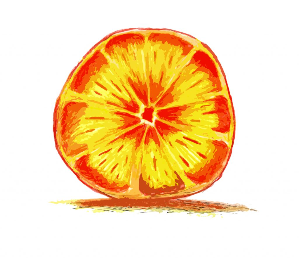 Red Orange and Yellow (2013)